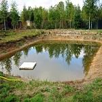 Как поднять участок с высоким уровнем грунтовых вод – понижаем УГВ 1
