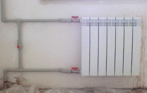 Отопление из полипропиленовых труб в частном доме своими руками 3