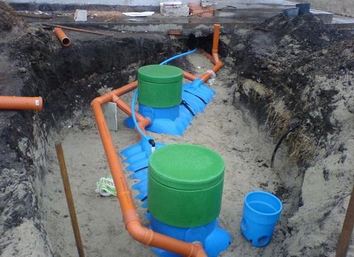 Простая канализация для частного дома своими руками – как правильно сделать 4