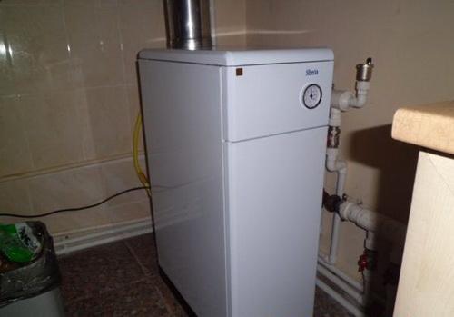 Стоимость отопления загородного дома 50 кв. м. 3